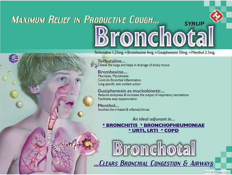 bronchotal