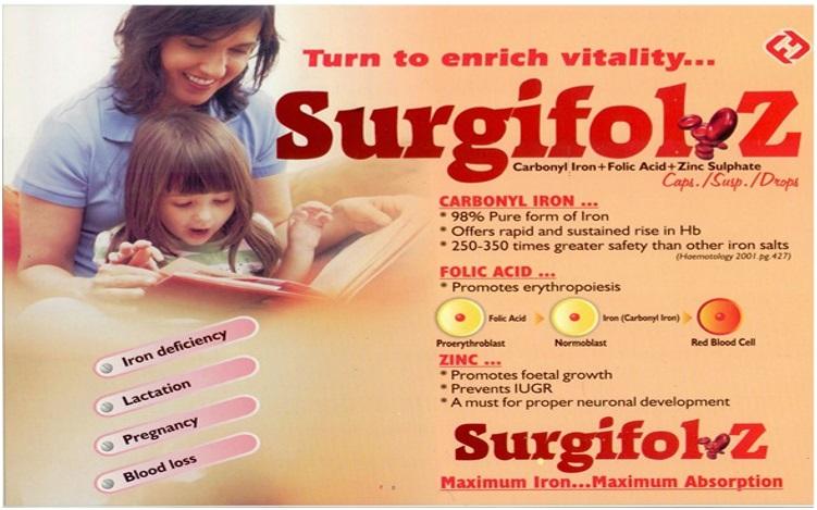 surgifol-z