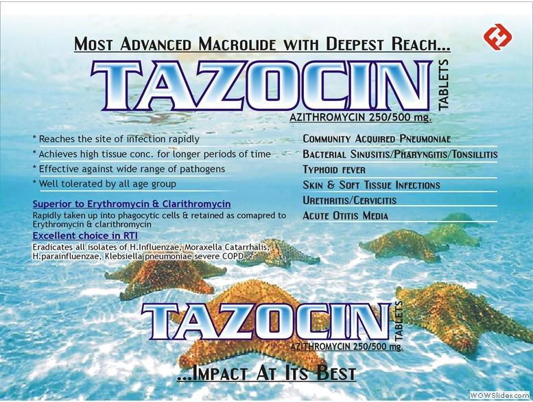 tazocin