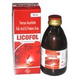 Licofol Susp